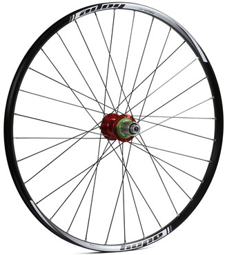 Image of Hope Tech XC - Pro 4 27.5 / 650B Rear Wheel - Red