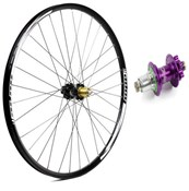 Product image for Hope Tech Enduro - Pro 4 29er Rear Wheel - Purple