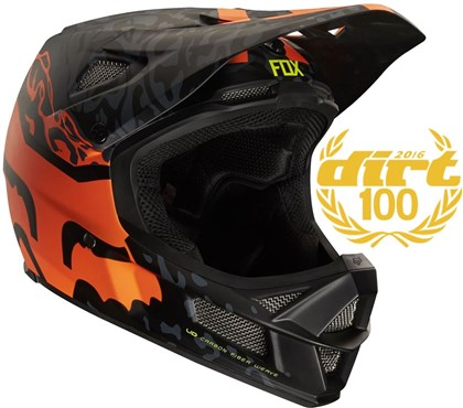 Fox Clothing Rampage Pro Carbon Helmet 2016