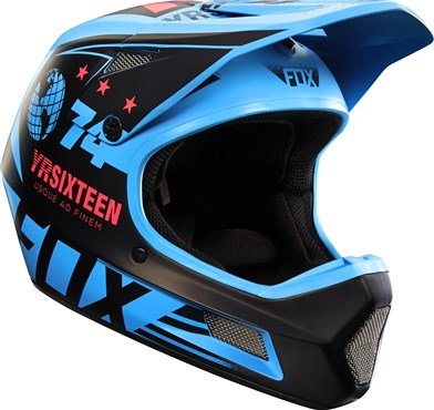 Image of Fox Clothing Rampage Comp MTB Helmet 2016