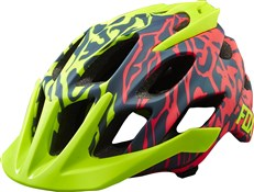 Fox Clothing Flux MTB Helmet 2016