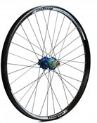 "Hope Tech DH - Pro 4 26"" Rear Wheel - Blue - 32H"