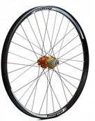 "Product image for Hope Tech DH - Pro 4 26"" Rear Wheel - Orange - 32H"