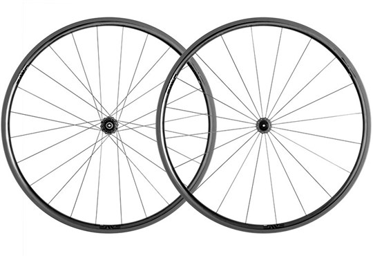 Image of Enve 2.2 SES Tubular Enve Carbon Hub Road Wheelset