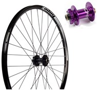 Hope Tech Enduro S-Pull - Pro 4 Straight-Pull 29er Front Wheel