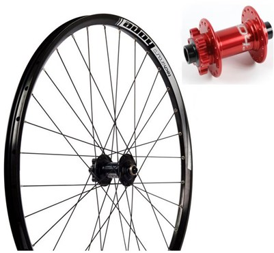 Image of Hope Tech Enduro S-Pull - Pro 4 Straight-Pull 27.5 / 650B Front Wheel