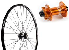 "Product image for Hope Tech XC SP24 S-Pull - Pro 4 Straight-Pull 26"" Front Wheel - 24 Hole"