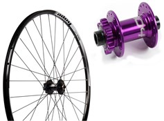 Product image for Hope Tech XC S-Pull - Pro 4 Straight-Pull 29er Front Wheel
