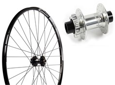 Hope Tech XC S-Pull - Pro 4 Straight-Pull 27.5 / 650B Front Wheel