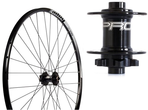 Image of Hope Tech XC - Pro 4 27.5 / 650B Front Wheel