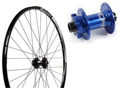 "Hope Tech XC - Pro 4 26"" Front Wheel - 32 Hole"