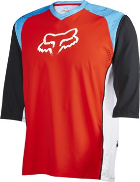 Image of Fox Clothing Attack 3/4 Sleeve Jersey SS16