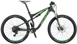 Scott Spark 720 Mountain Bike 2016 - Full Suspension MTB
