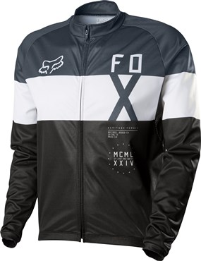 Fox Clothing Livewire Shield Long Sleeve XC Jersey SS16