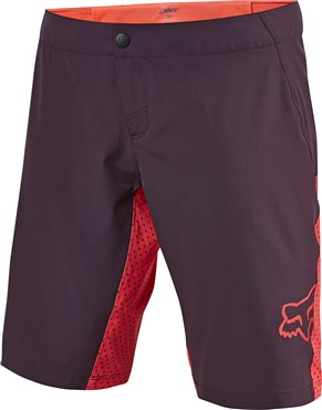 Fox Clothing Womens Lynx Cycling Shorts SS16