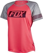 Fox Clothing Womens Ripley Short Sleeve Cycling Jersey AW16