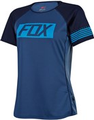 Fox Clothing Womens Ripley Short Sleeve Cycling Jersey SS16