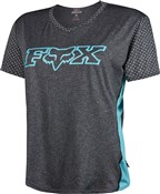 Fox Clothing Womens Indicator Short Sleeve Jersey SS16