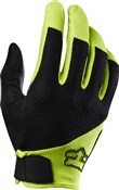 Fox Clothing Reflex Gel Long Finger Cycling Gloves AW16