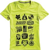 Fox Clothing Womens Division Tech Tee SS16