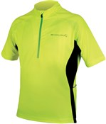 Endura Xtract II Short Sleeve Cycling Jersey AW17