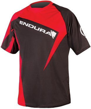 Endura SingleTrack Print II T Short Sleeve Cycling Jersey SS16