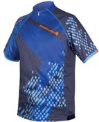 Endura Hummvee Ray II Short Sleeve Cycling Jersey AW17