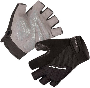 Endura Hummvee Plus Mitt Short Finger Cycling Gloves AW17