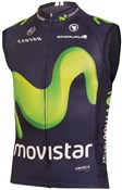 Endura Movistar Team Cycling Gilet AW16