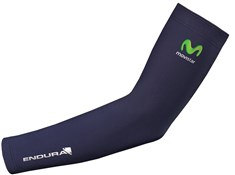 Endura Movistar Team Cycling Arm Warmer AW16