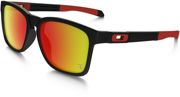 Image of Oakley Catalyst Scuderia Ferrari Collection Sunglasses