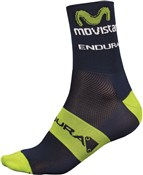 Endura Movistar Team Race Sock Single SS16