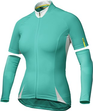 Image of Mavic Aksium Womens Short Sleeve Jersey SS16