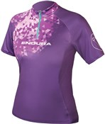 Product image for Endura SingleTrack II Womens Short Sleeve Cycling SS16
