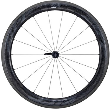 Zipp 404 NSW Carbon 18 Spokes Clincher Front Road Wheel