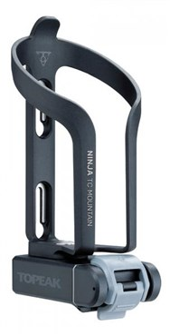 Image of Topeak Ninja TC Mountain Bottle Cage With Built-In Multi Tool