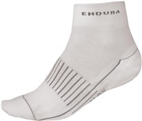 Endura Coolmax Race Womens Cycling Socks - Triple Pack SS17