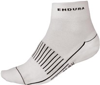 Endura Coolmax Race II Cycling Socks - Triple Pack AW17