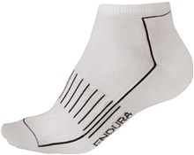 Endura Coolmax Race Trainer Cycling Socks - Triple Pack SS16