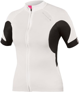 Image of Endura FS260 Pro II Womens Short Sleeve Cycling Jersey AW16