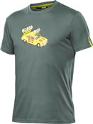 Mavic Yellow Car T-Shirt SS16