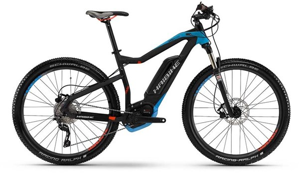 Image of Haibike Xduro Hardseven RC Hardtail MTB 2016 - Electric Bike