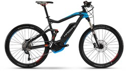 "Haibike Xduro Fullseven RC Full Suspension MTB 27.5""  2016 - Electric Bike"