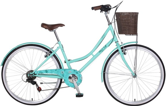 Image of Claud Butler Cambridge 26w Womens 2017 - Hybrid Classic Bike