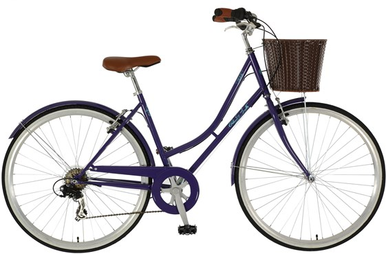 Image of Claud Butler Cambridge Style Womens 2017 - Hybrid Classic Bike