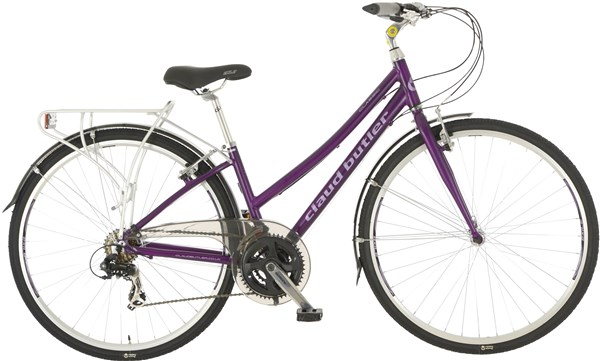 Image of Claud Butler Classic Womens 2016 - Hybrid Classic Bike