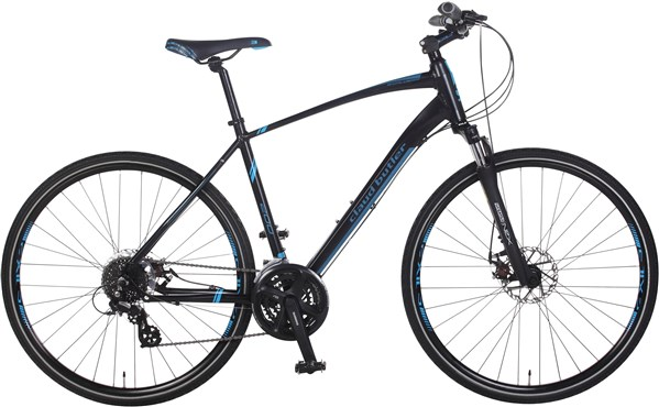 Claud Butler Explorer 200 2017 - Hybrid Sports Bike