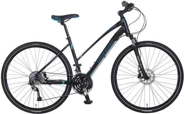Image of Claud Butler Explorer 300 Womens 2017 - Hybrid Sports Bike