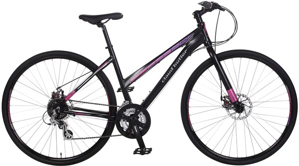 Image of Claud Butler Urban 400 Womens 2016 - Hybrid Sports Bike