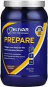 Product image for Elivar Prepare Pre-Training Energy and Protein Powder Drink - 900g Tub